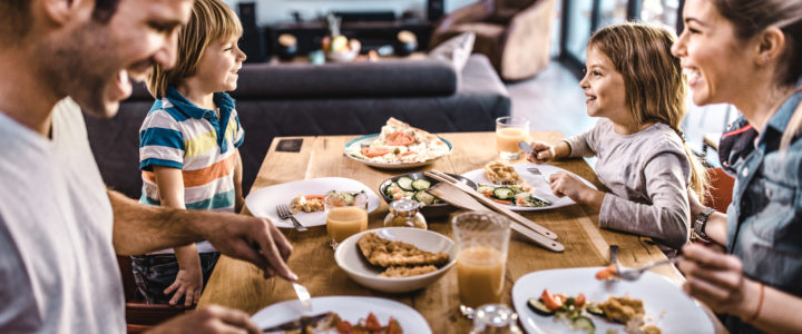 Our Guide to At-Home Family Dinner Ideas in Watauga at Brooks Crossing