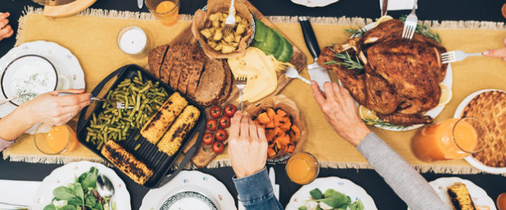 Celebrate Thanksgiving 2020 by Preparing for the Holiday Season at Brooks Crossing